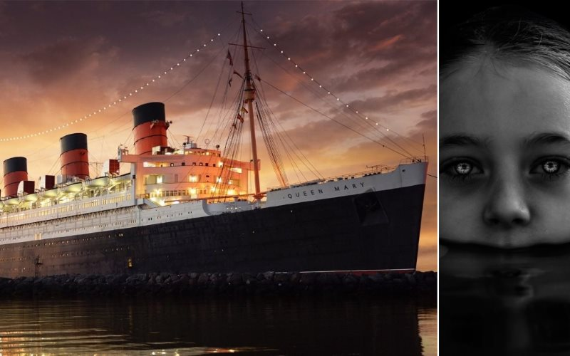 In this Queen Mary haunted tour review you'll get more than you bargained for ftr 2