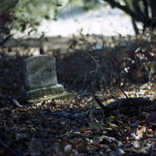 The Adelaida Cemetery is famously haunted by Charlotte, the ghost of a Mennonite woman who died almost two hundred years ago.