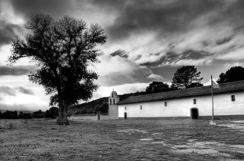 The Nightly Terrors at La Purisima Mission