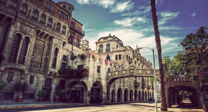 One of the Historic Hotels of America, The Mission Inn Hotel & Spa takes pride in its reputation as one of the most haunted hotels in Southern California...