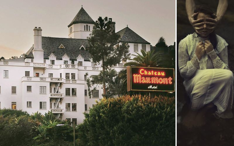 10 most haunted hotels in southern california for Hollywood beach resort haunted