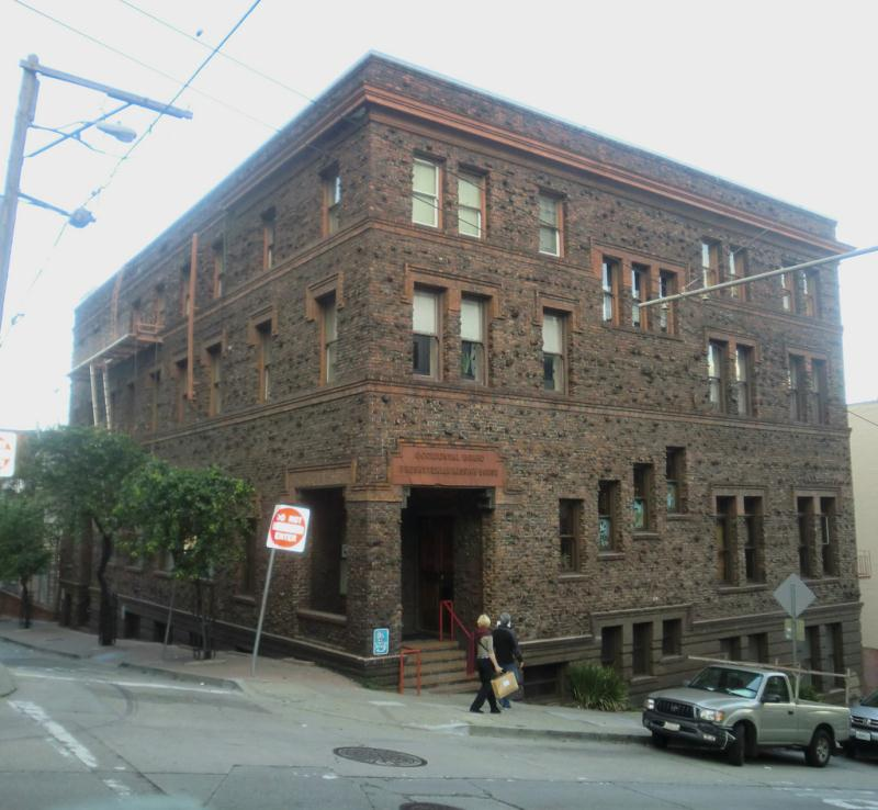 10 Most Insanely Haunted Places In San Francisco