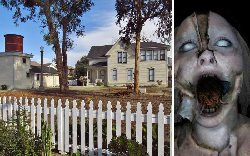 Garden Grove: Grave Goings On at the Stanley Ranch Museum