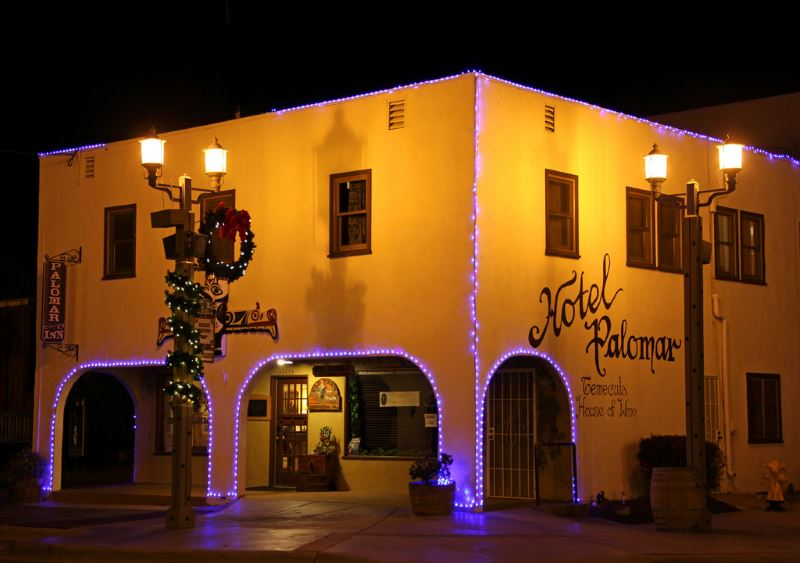 Prepare for a Restless Night at Temecula's Very Haunted Palomar Inn