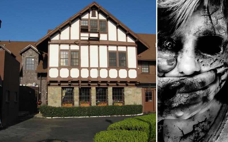 Santa Paula: Paranormal Activity at The Glen Tavern Inn