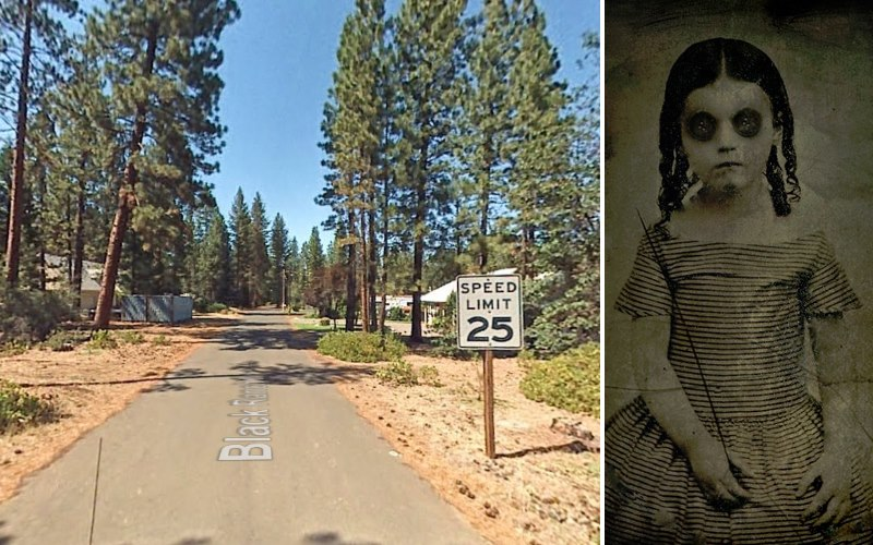 Burney: Child Ghost Haunts Black Ranch Road