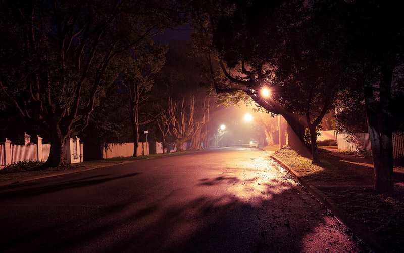 Beware The Ghostly Terror Lurking At This Florida Intersection