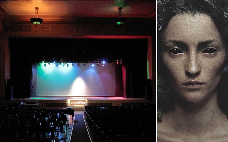 Haunted Alameda: Ghost Seen Dancing at Kofman Auditorium
