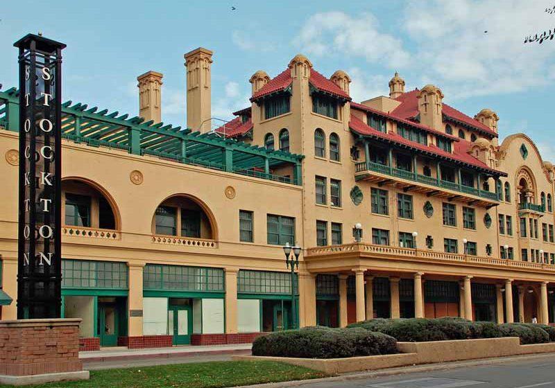 The historic Hotel Stockton holds many secrets.