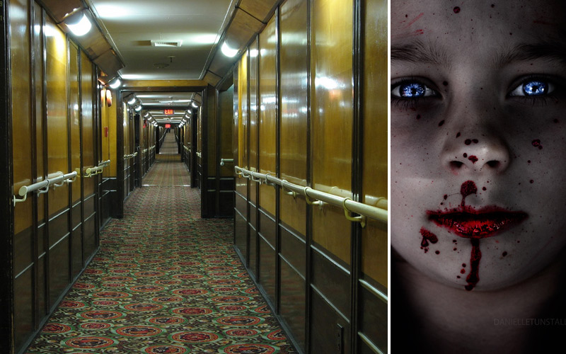 Ghosts Inhabit the Halls of the Queen Mary