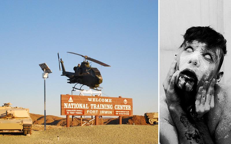 San Bernardino: The Horrific Paranormal Secrets of Fort Irwin