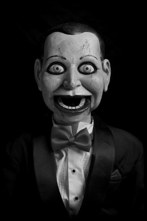 Ventriloquist Doll Speaks In Demonic Tongues
