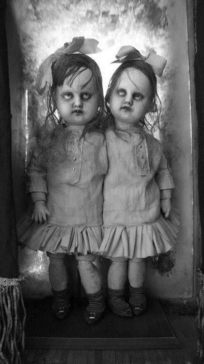 Terrifying Siamese Twins