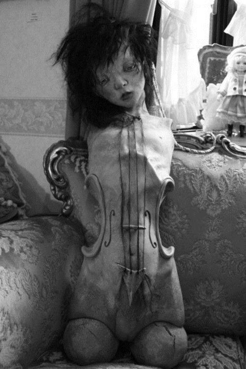 Creepy Doll Seeks Revenge