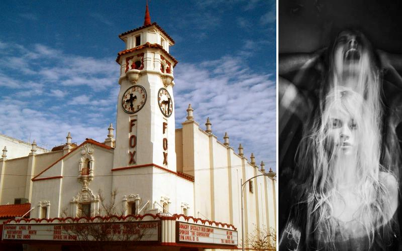 Haunted Visalia Have You Seen The Fox Theatre Ghost - ftr