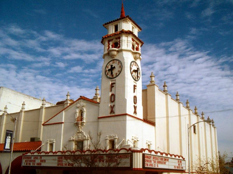 Haunted Visalia Have You Seen The Fox Theatre Ghost