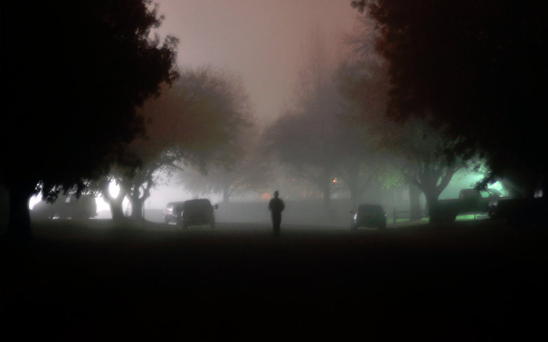 True Scary Stories: The Man in the Fog