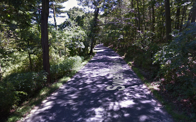 Haunted Huntington: The White Witch of Sweet Hollow Road