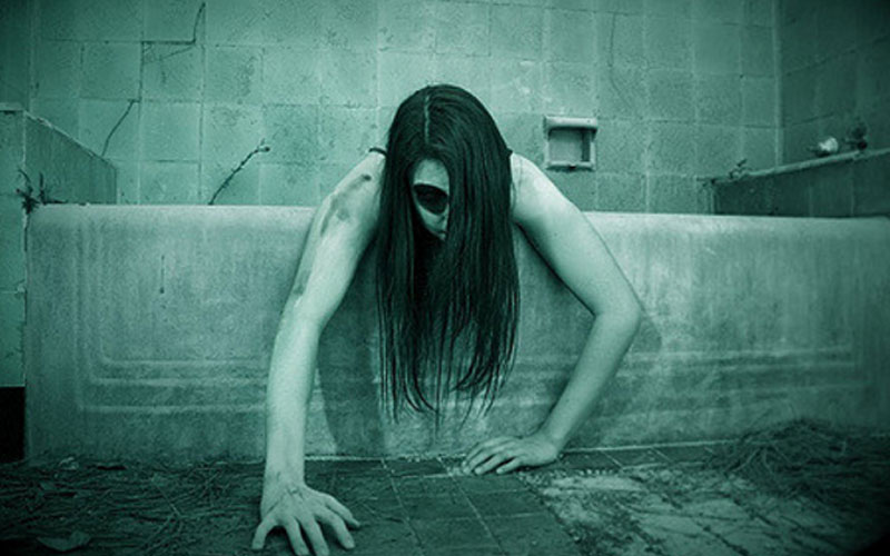 Ghost Stories: Terror in the Tub
