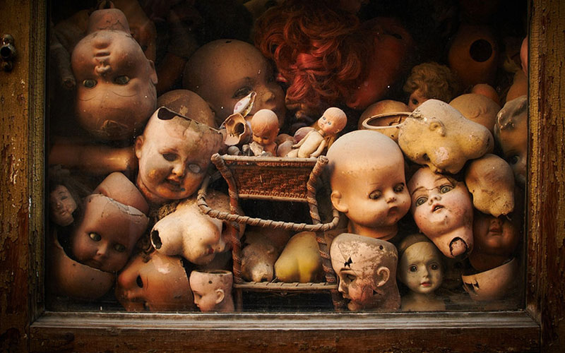 Haunted Stories: Dolls in the Attic