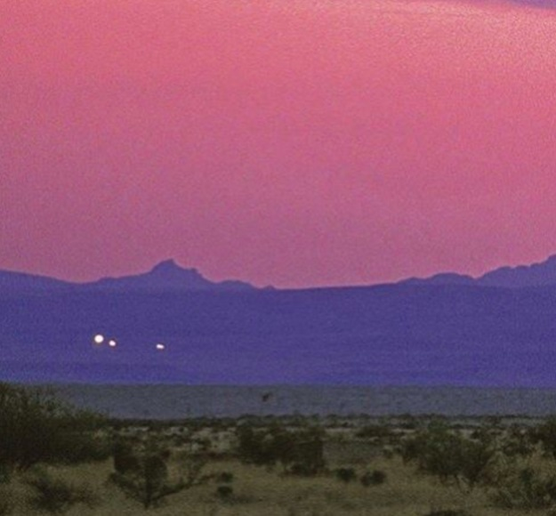 Theories surrounding the Marfa Lights range from aliens to ghosts