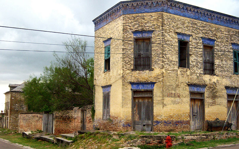 Roma, Texas is a very haunted place to visit.