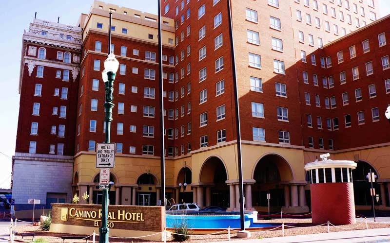The Camino Real Hotel just might be one of the most haunting buildings in all of El Paso, but don't take our word for it...