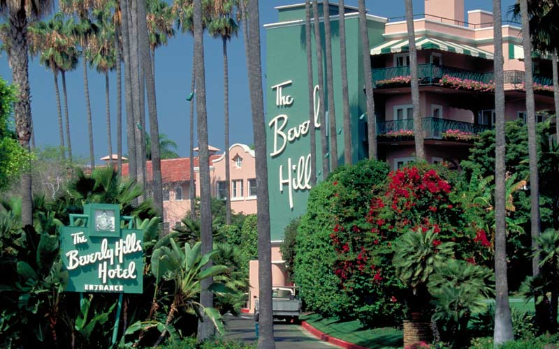 The Beverly Hotel has been home to some very rich and famous people, and local legends suggest that not all of them have fully passed on yet.