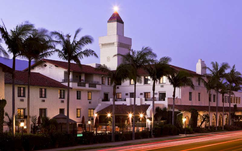 The Hyatt in Santa Barbara does a great job of encapsulating this unique community, including the more paranormal aspects.
