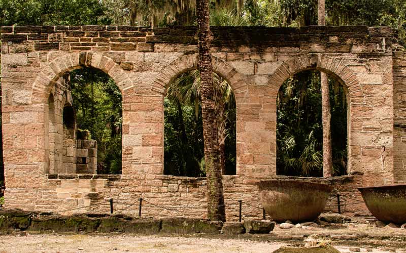 An Evil Spirit Lurks At These Crumbling Ruins In Florida