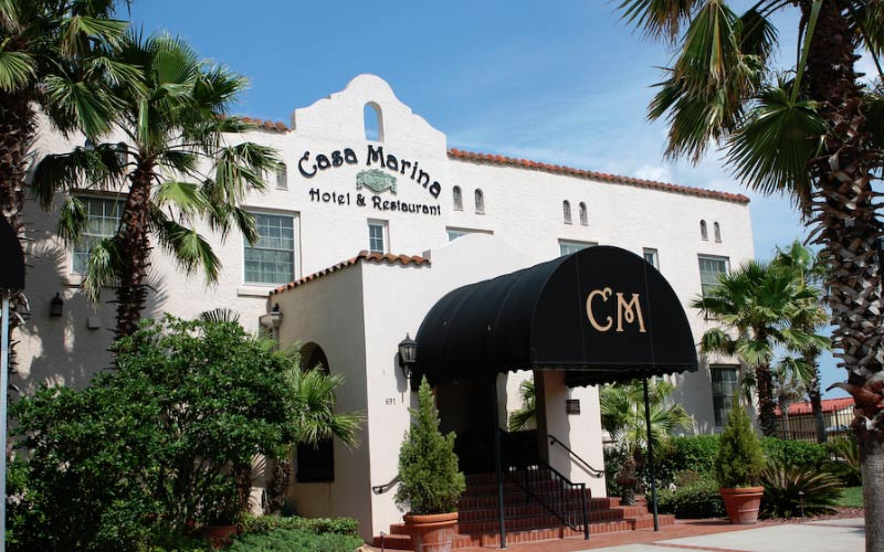 Casa Marina Hotel has been used for various different things through the years, but anytime an old building has had so many people living there and staying there, there's always certain entities that refuse to check-out.