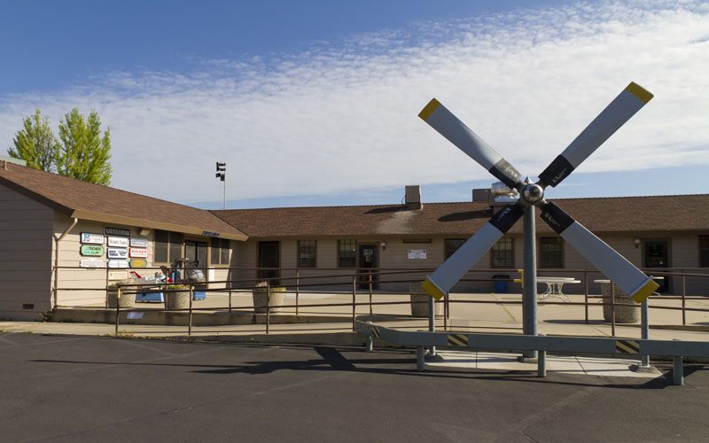 In 1981, the Castle Air Museum opened its doors to the public in Atwater, California.