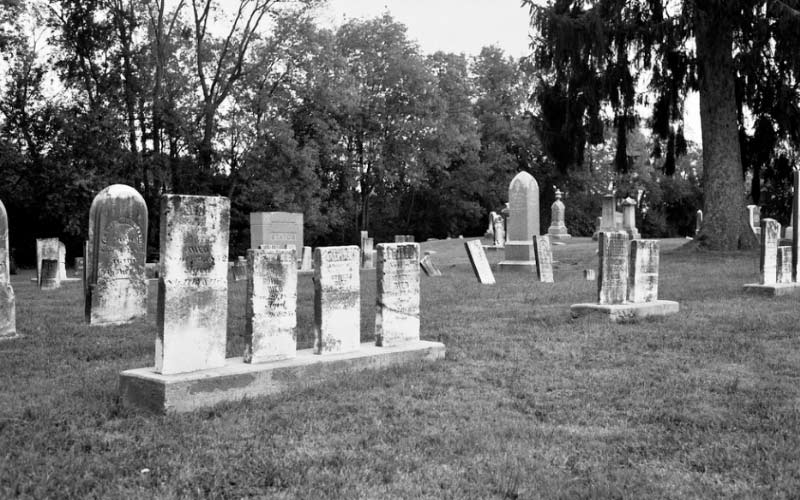 This Bethel cemetery is an extremely haunted place to visit in Texas.