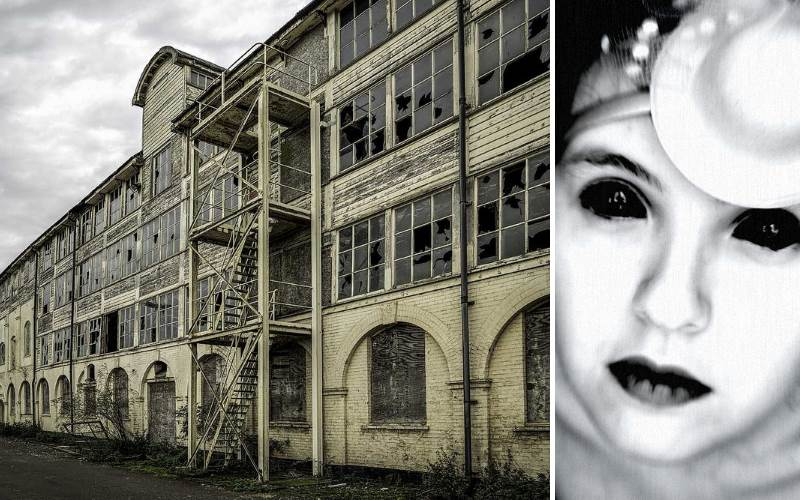 10 Abandoned Buildings in California Haunted by Black Eyed Kids