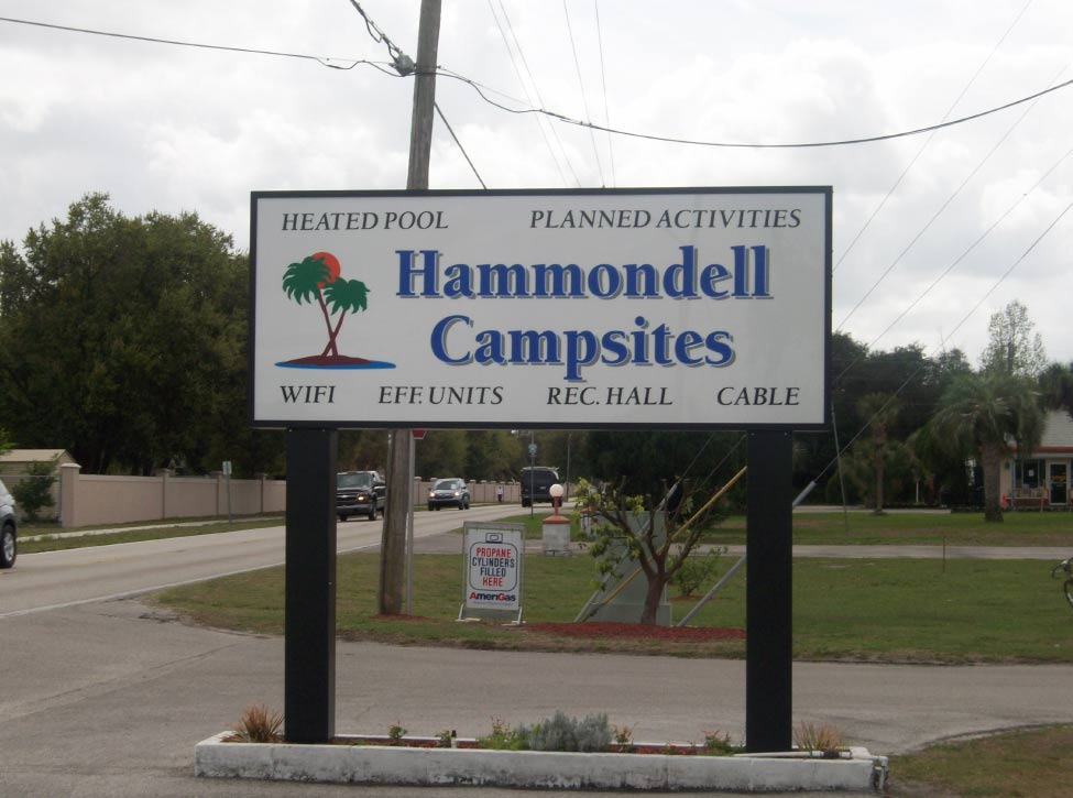 What is it about that campgrounds that seem to attract a very distinct type of haunting?