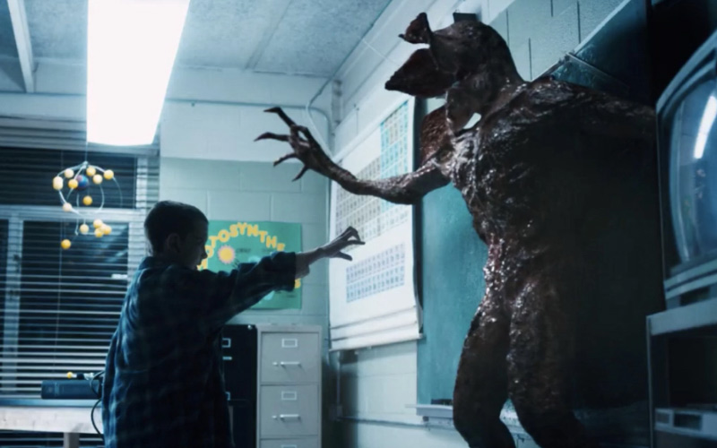 Convincing Proof 'Eleven' Is The Monster in 'Stranger Things'