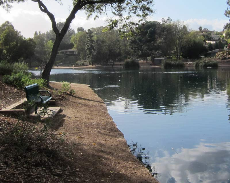 This Fullerton park has a nice, easy trail in terms of hiking. In terms of the paranormal entities you may encounter, it's not so easy.