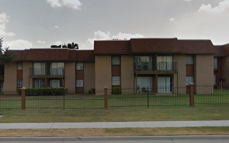 The Park Lane Apartments in Arlington, TX are severely haunted by numerous unrelated spirits.