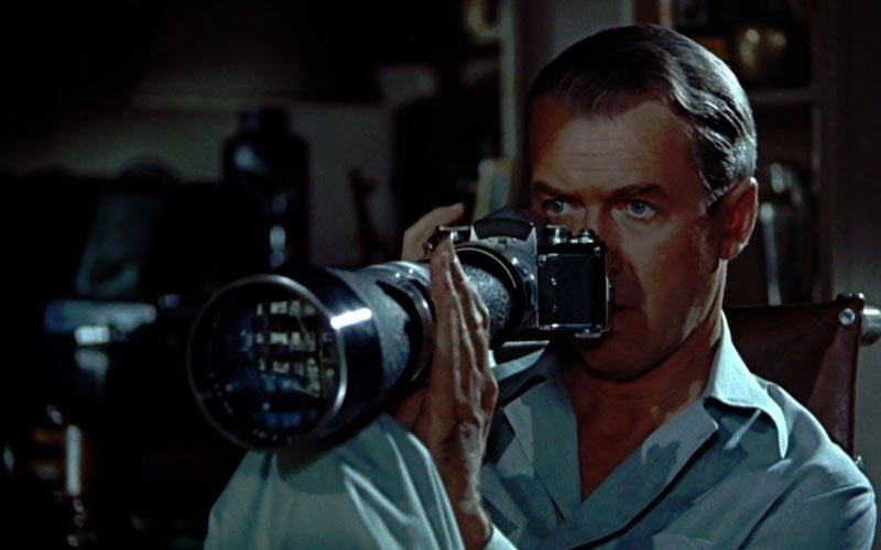 Rear Window is a classic movie, let us know if you saw the twists and turns coming.