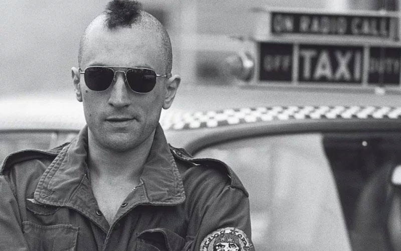 Taxi Driver is one of many classics starring the brilliant Robert Deniro.