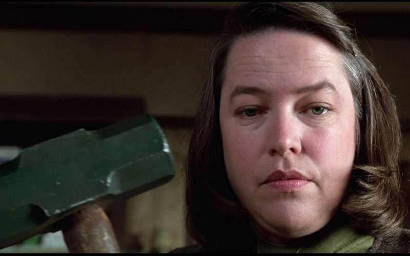 Misery is a classic book by Stephen King, but many know it from the film adaptation, too.