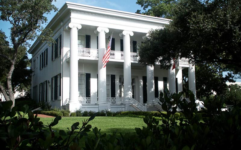 Texas Governor's Mansion: Haunted by Tormented Ghosts