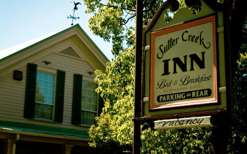 Sinister Ghost at the Sutter Creek Inn, or Just a Lost Soul?