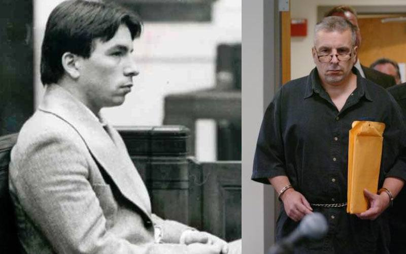 James P. Riva shot his grandmother with gold bullets and then stabbed her in the heart in 1980. Then he drank her blood.