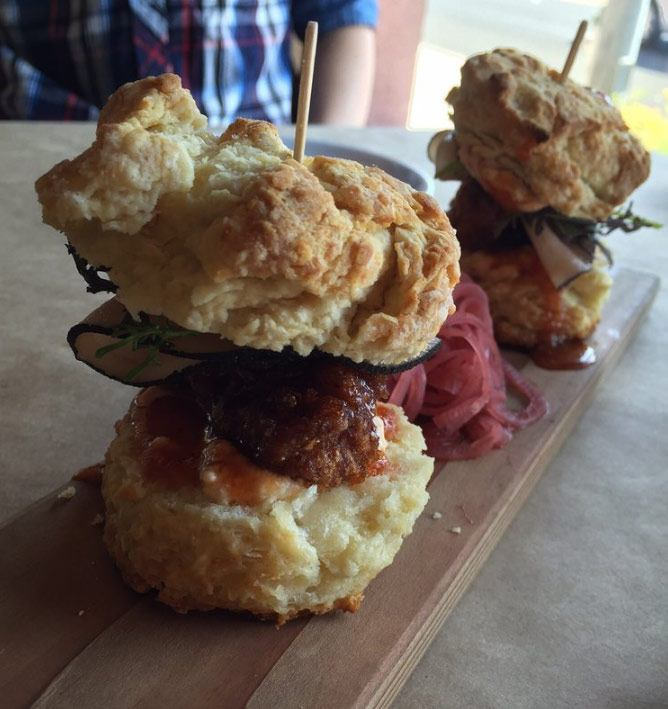 The Cask & Barrel in Sacramento has some very unique items on their menu for you to experience.