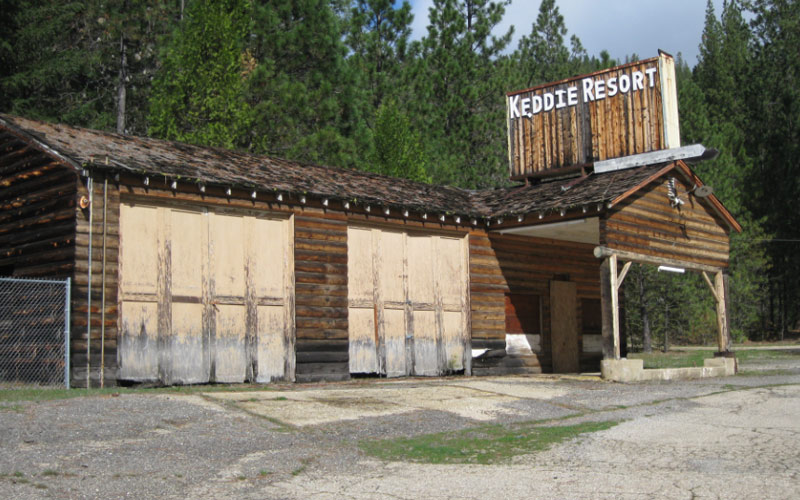 Keddie Resort in California