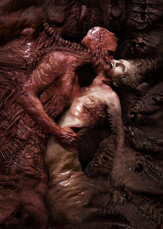 Romance Turned Terrifying