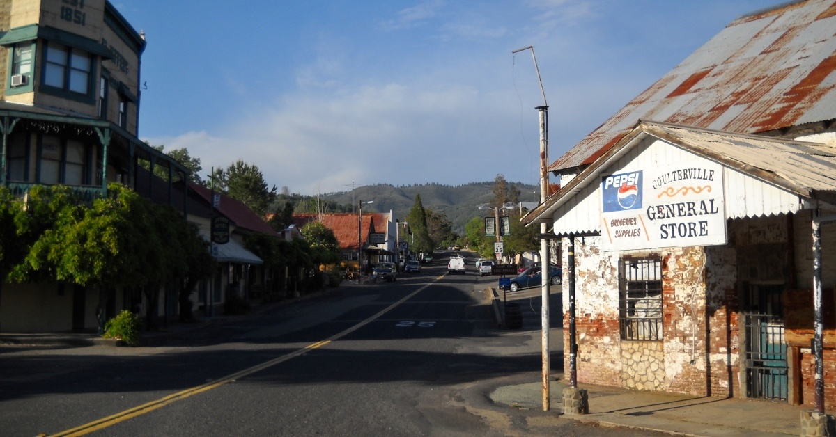 Visit these 7 haunted northern california towns at your for Small towns in northern california