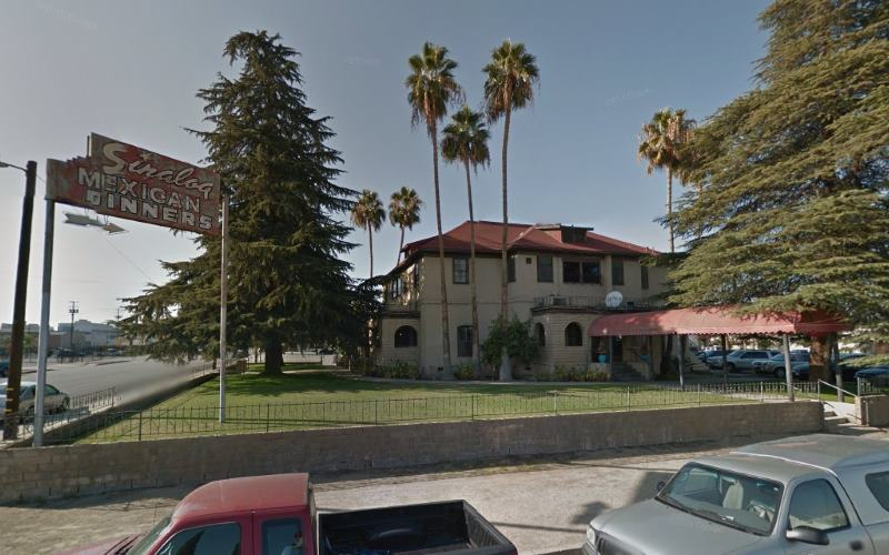 The haunted Sinaloa restaurant in Bakersfield California