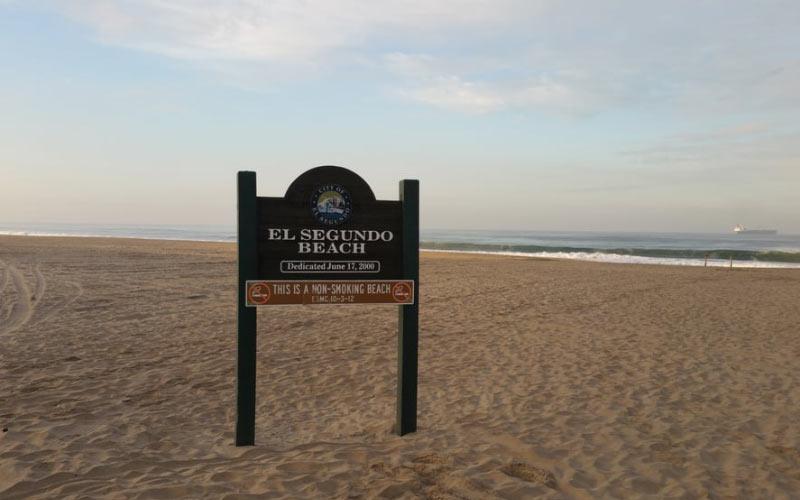 El Segundo Beach in California has had multiple paranormal reports.
